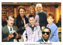 Only Fools & Horses Autograph Photo Signed